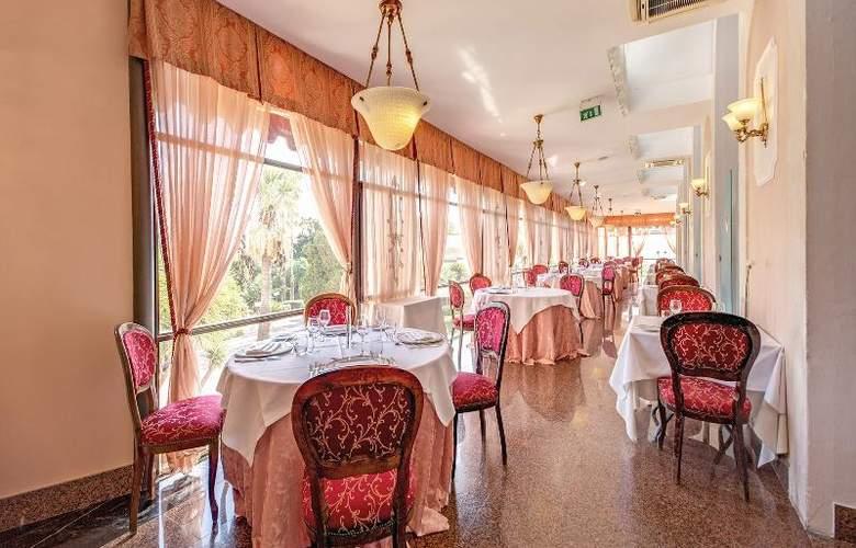 Grand Hotel Villa Politi - Restaurant - 14