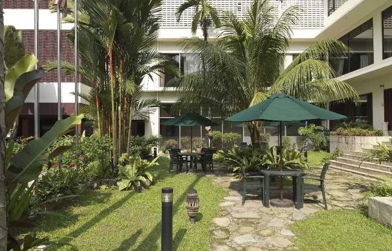 The Federal Kuala Lumpur - Terrace - 6