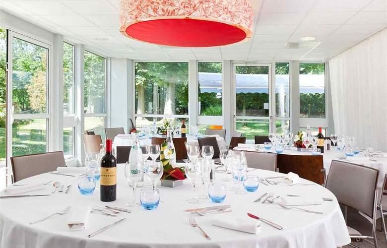 Novotel Saclay - Restaurant - 52