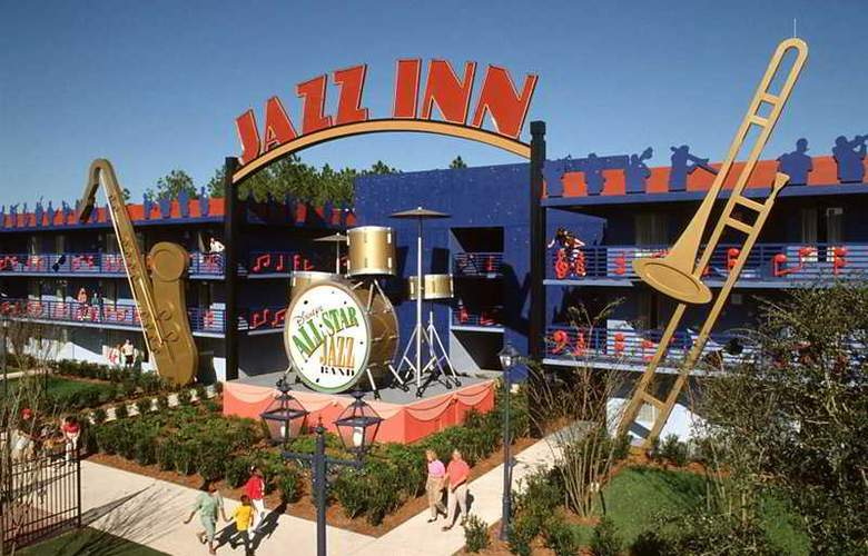 Disney's All Star Music Resort - Hotel - 0