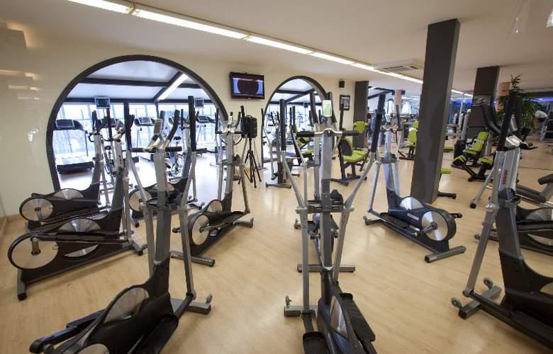 Berga Resort - The Mountain - Wellness center -SPA - Sport - 11