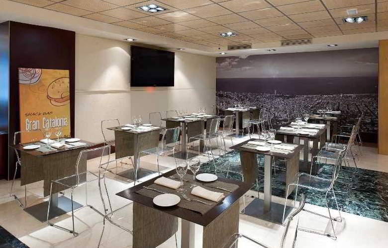 Catalonia Diagonal Centro - Restaurant - 6