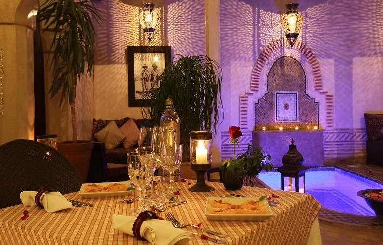 Riad Zayane - Restaurant - 7