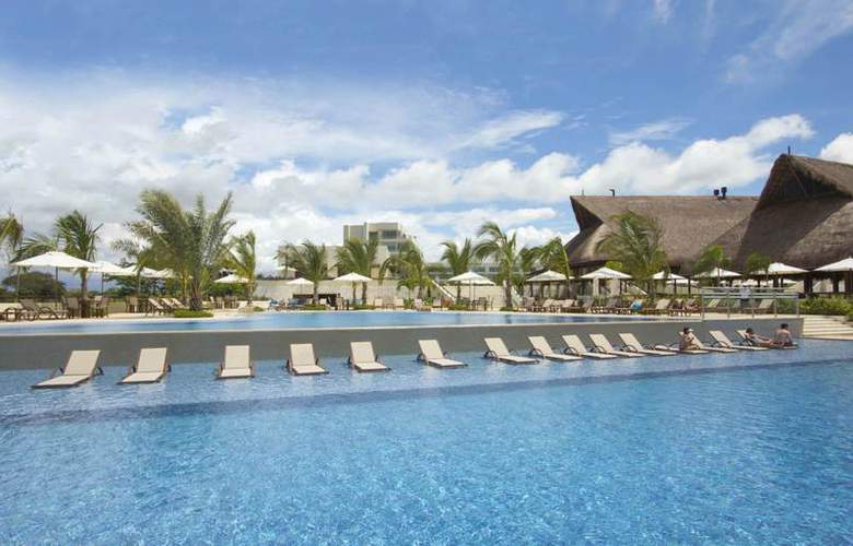 Occidental Cartagena - Pool - 18