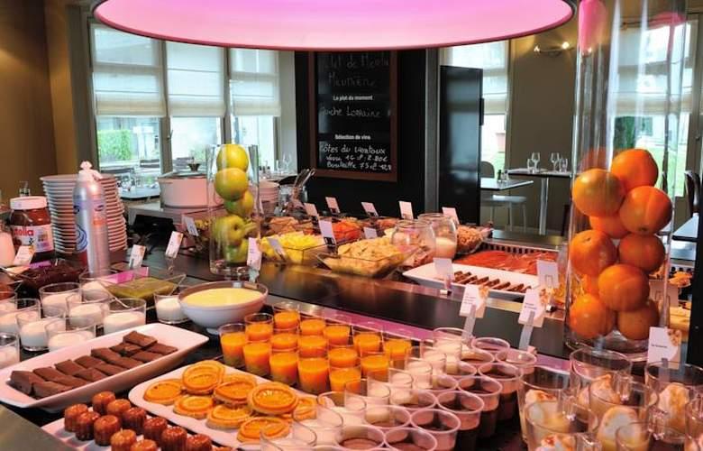 Campanile Lyon Est - Aéroport Saint-Exupéry - Restaurant - 20