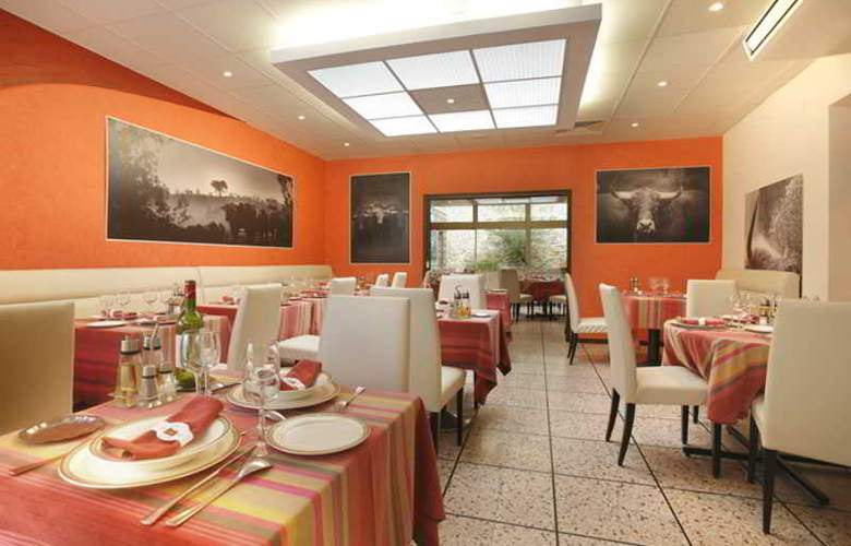 Inter Hotel Les Thermes De L´avenue - Restaurant - 8