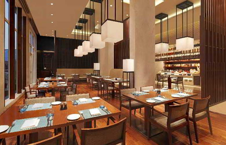 DoubleTree by Hilton Pune Chinchwad - Restaurant - 22