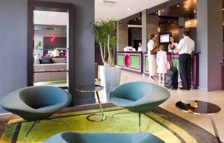 Mercure Beaune Centre - Hotel - 37