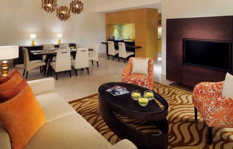 Marriott Executive Apartments Dubai Al Jaddaf - Room - 10
