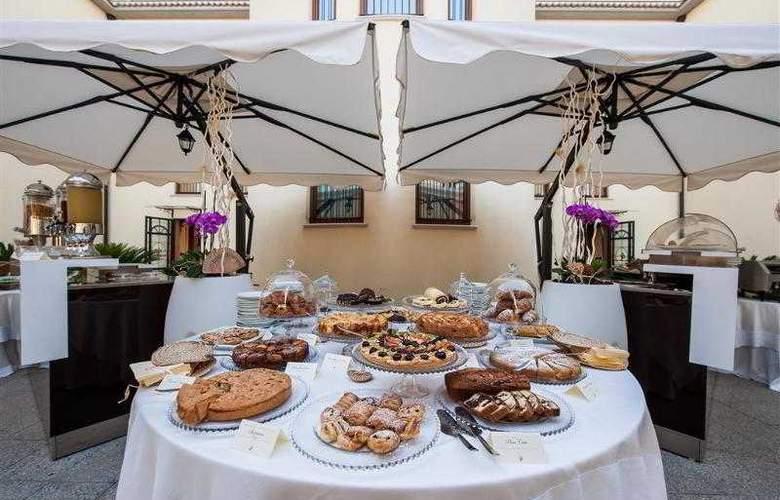 BEST WESTERN PREMIER Villa Fabiano Palace Hotel - Hotel - 63