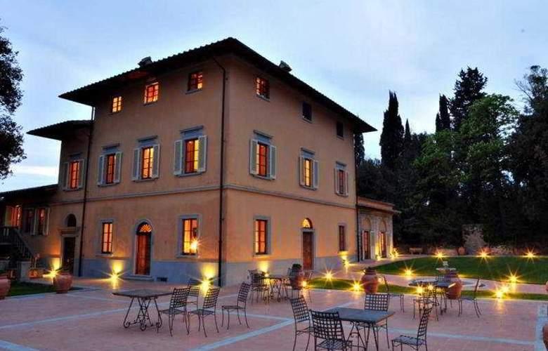 Villa Campomaggio Appt - Hotel - 0