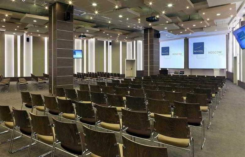 Novotel Moscow City - Conference - 11
