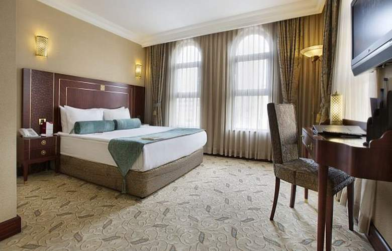 Crowne Plaza Istanbul - Old City - Room - 9