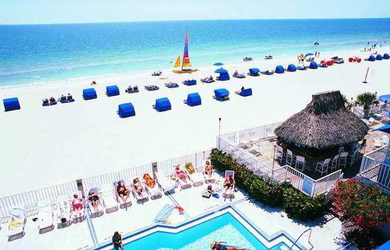DoubleTree Beach Resort by Hilton Tampa Bay/North - Hotel - 11