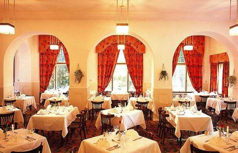Belvedere Wengen - Restaurant - 3