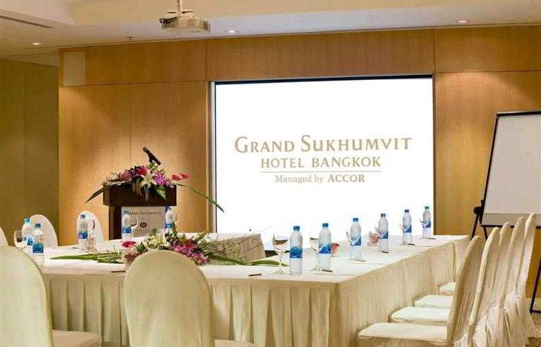 Grand Sukhumvit Bangkok - Conference - 45
