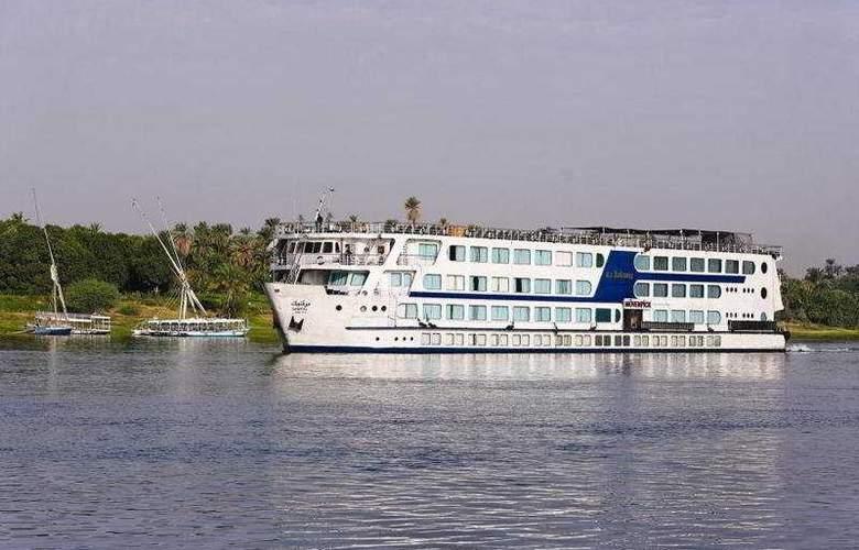 Moevenpick Radamis I Nile Cruise - Hotel - 0