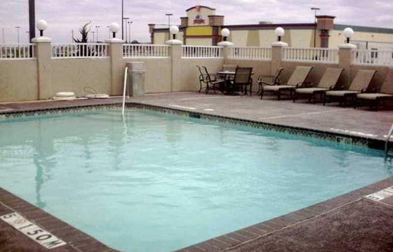 Hampton Inn Fort Stockton - Hotel - 2