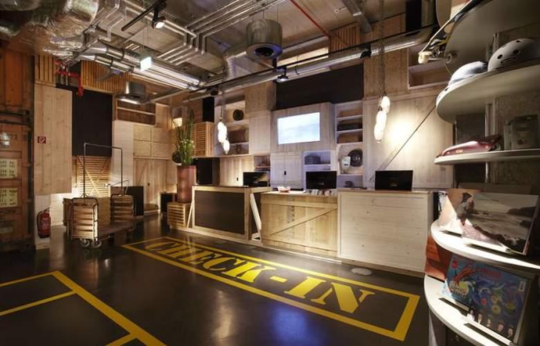 25 Hours HafenCity - Hotel - 2