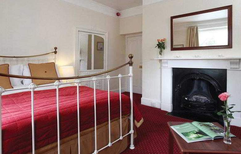 Best Western Henbury Lodge Hotel - Hotel - 13