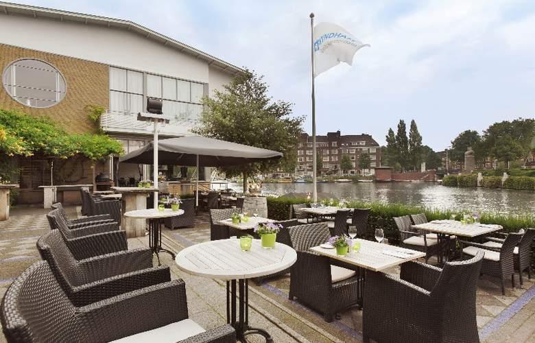 Wyndham Apollo Hotel Amsterdam - Terrace - 7