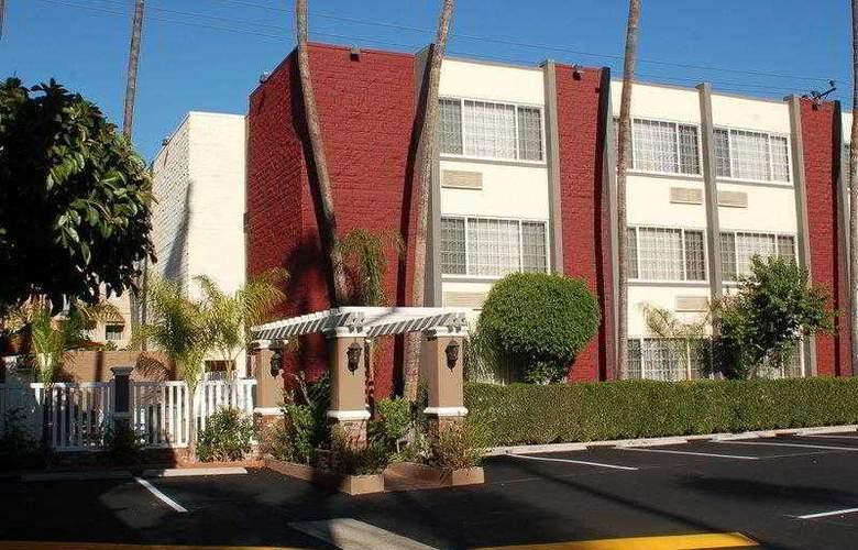 Best Western Plus Carriage Inn Sherman Oaks - Hotel - 7