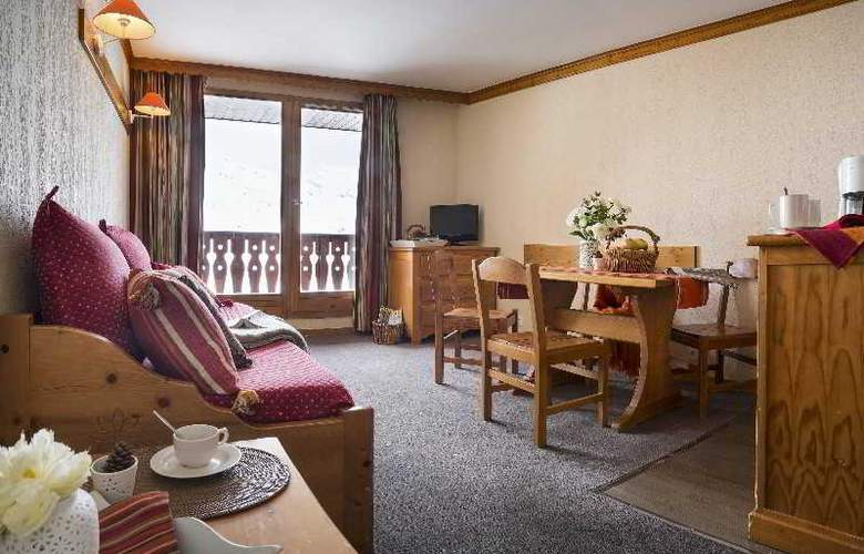 Residence Pierre Vacances Les Valmonts - Room - 3
