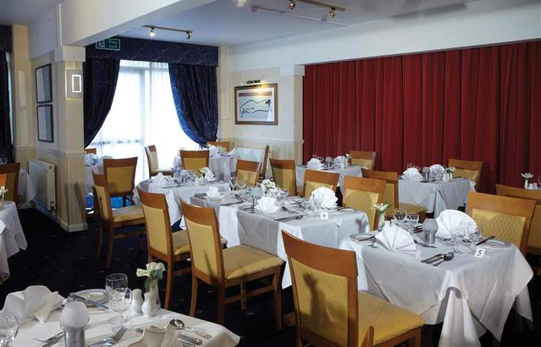 Best Western Tiverton - Restaurant - 113