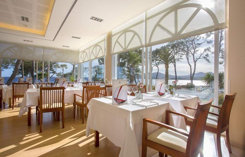 Hipotels Eurotel Punta Rotja & SPA - Restaurant - 20