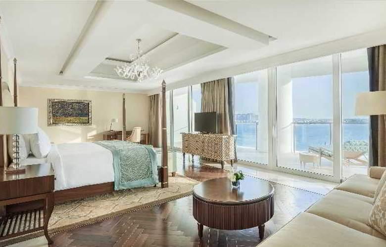 Waldorf Astoria Dubai Palm Jumeirah - Room - 18
