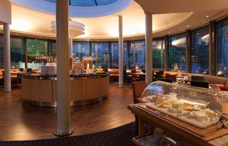 NH Brussels EU Berlaymont - Restaurant - 7