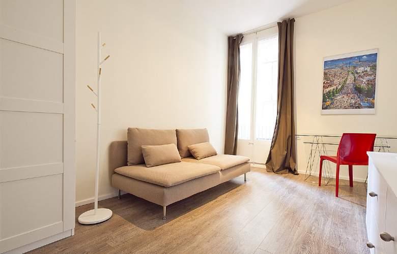Aspasios 42 Rambla Catalunya Suites - Hotel - 7