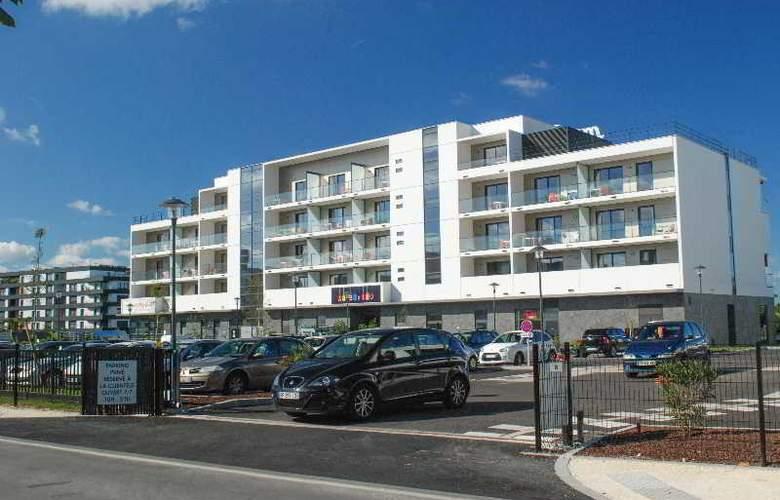 Mer et Golf Appart-Hotel Bordeaux Lac - Bruges - Hotel - 10
