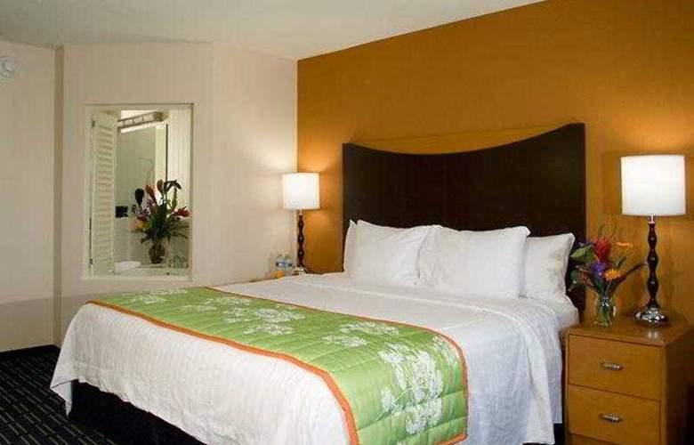Fairfield Inn suites Omaha Downtown - Hotel - 3