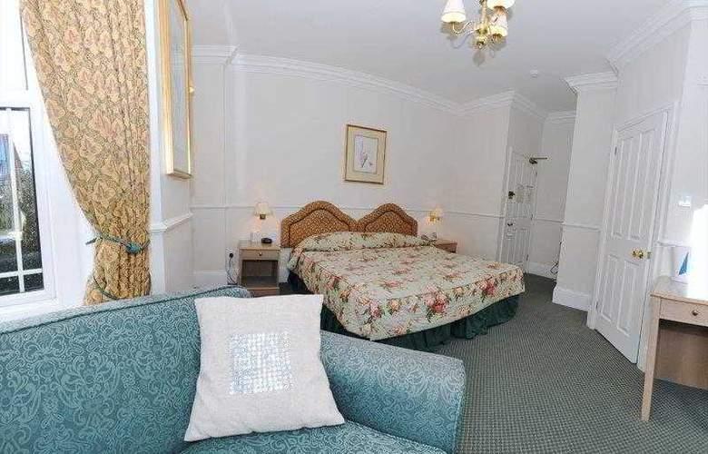 Best Western Montague Hotel - Hotel - 9