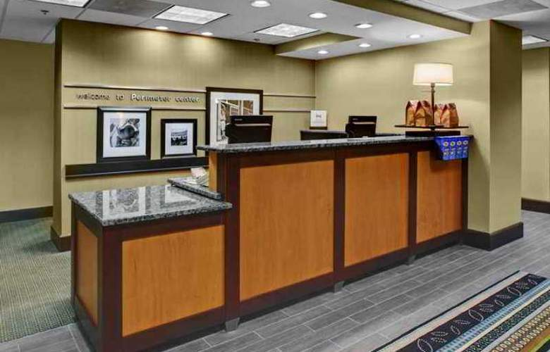 Hampton Inn Atlanta-Perimeter Center - Hotel - 0