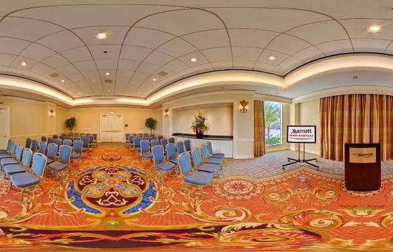Tampa Marriott Waterside Hotel & Marina - Hotel - 22