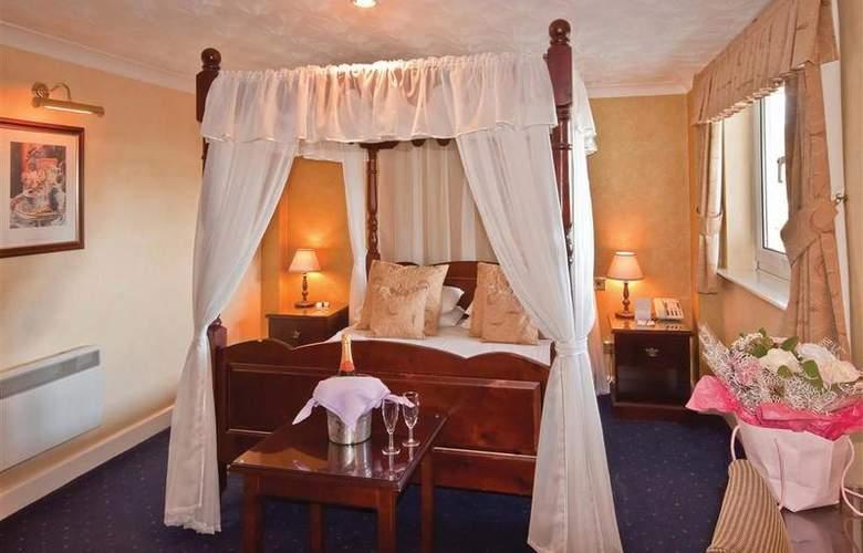 Best Western Park Hall - Room - 206