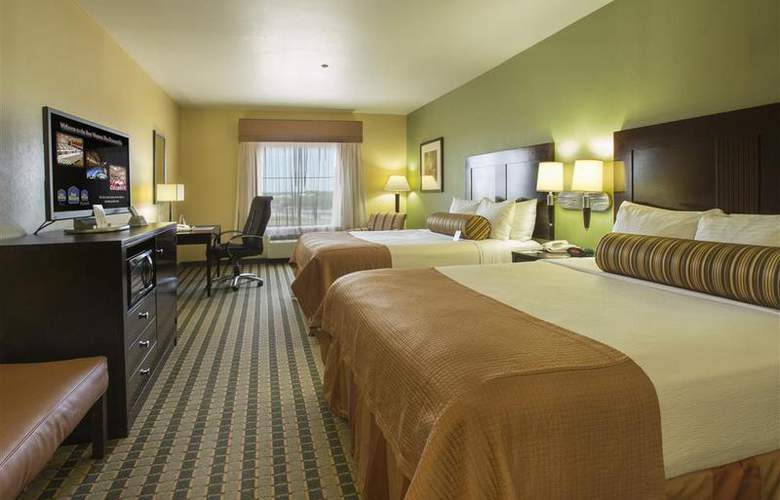 Best Western Plus Duncanville/Dallas - Room - 93