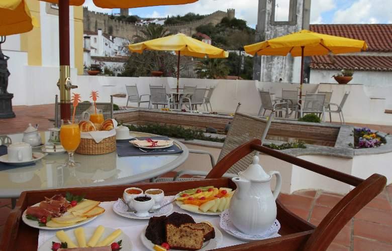 Hotel Real d'Óbidos - Restaurant - 4