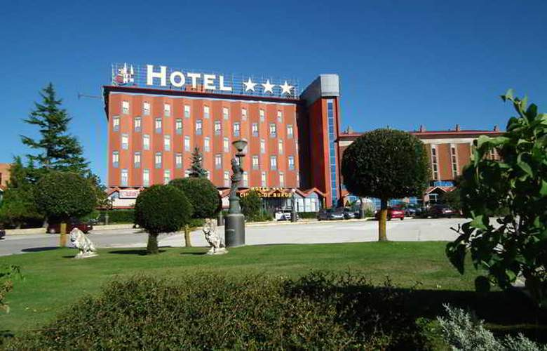 Sercotel Ciudad de Burgos - Hotel - 10