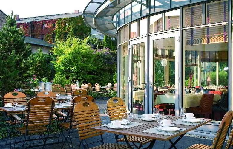 Nh Voltaire Potsdam - Terrace - 22