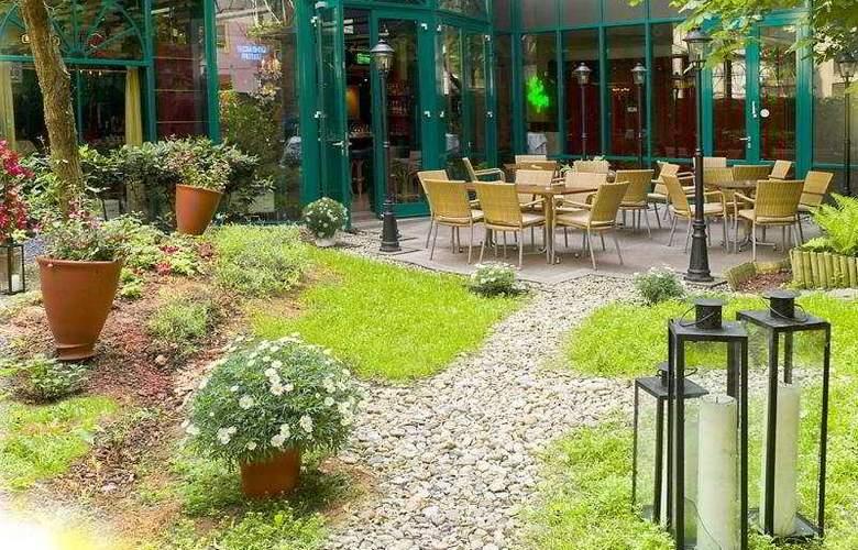 Arcotel Wimberger - Terrace - 9