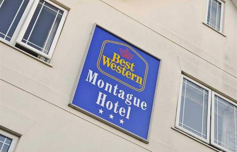 Best Western Montague Hotel - Hotel - 47