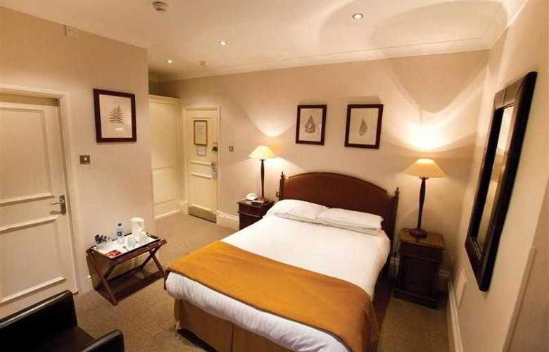 Best Western Angel & Royal Hotel - Hotel - 72