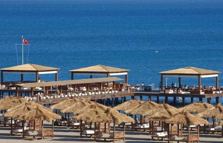 Gloria Serenity Resort - Beach - 8