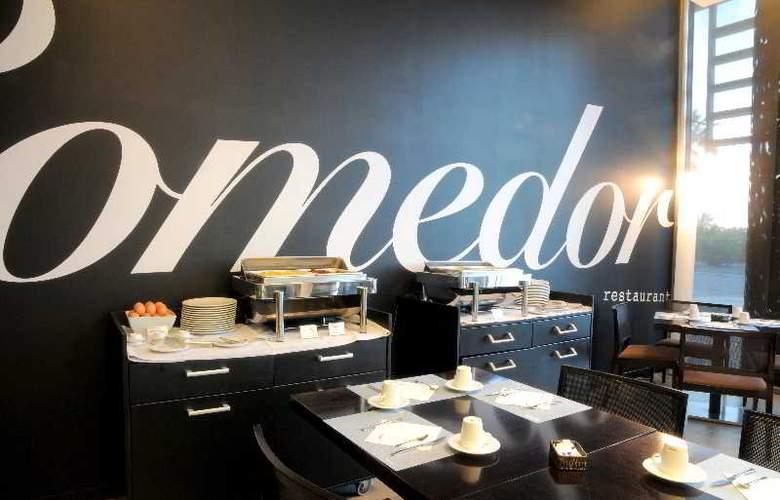 Occidental Atenea Mar  - Restaurant - 21