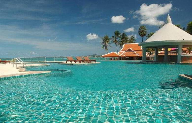 Samui Buri Beach Resort - Pool - 3