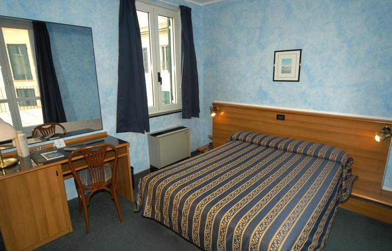 Comfort Europa Genova City Centre - Room - 1