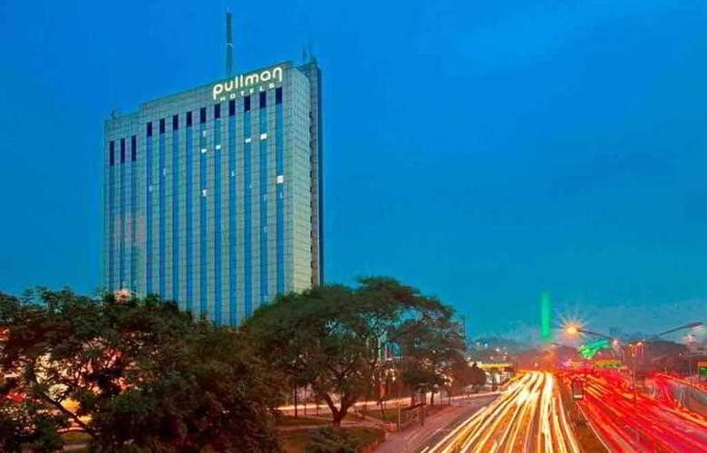 Pullman Sao Paulo Ibirapuera - Hotel - 13